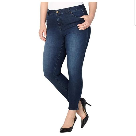 9d9a693db33 Avenue Denim - Avenue premium stretch denim legging size 26P